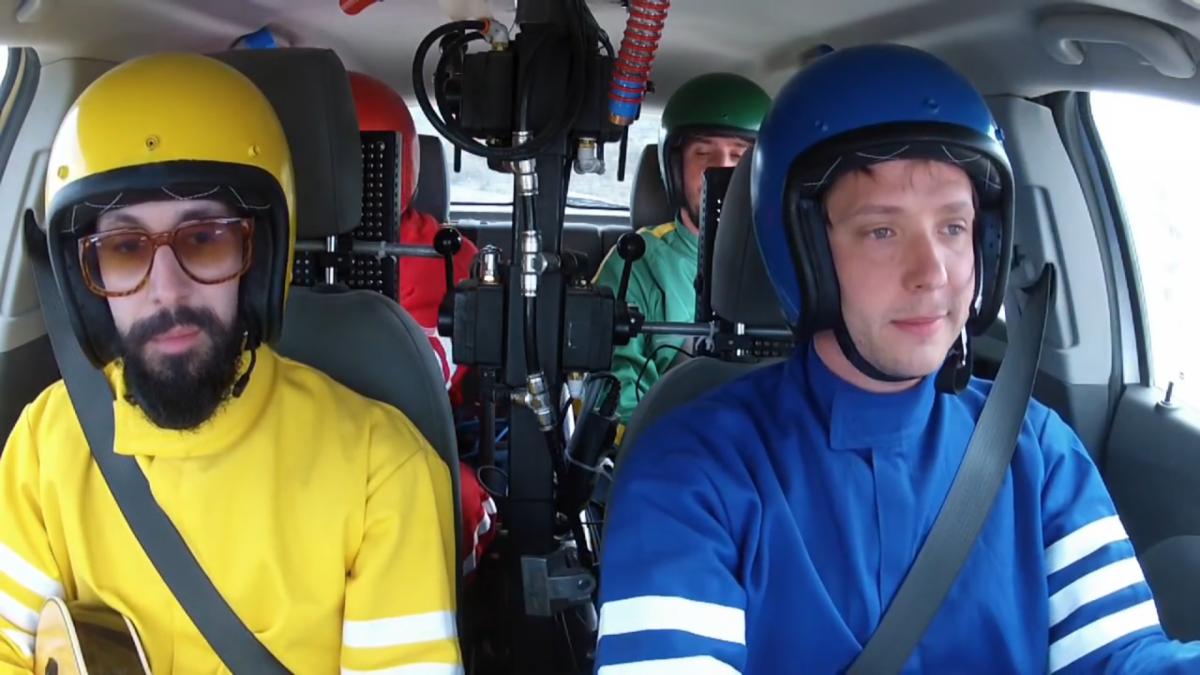 OK Go - Needing-Getting