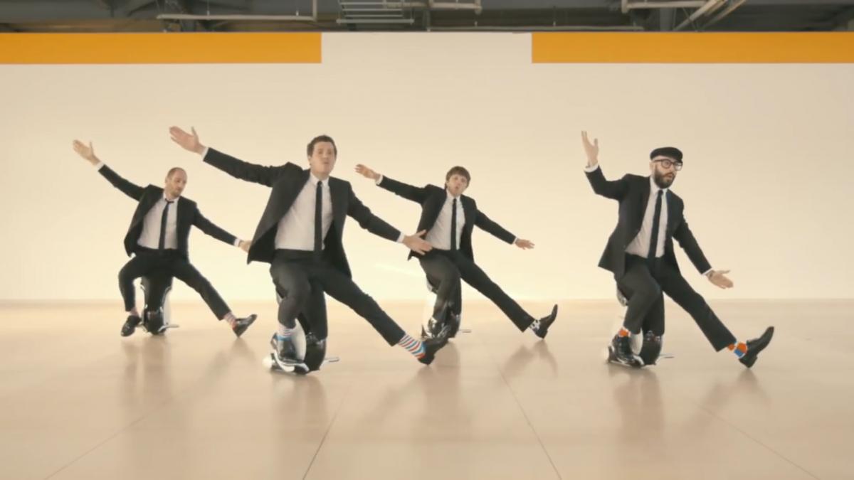 Ok Go_- I Won't Let You Down